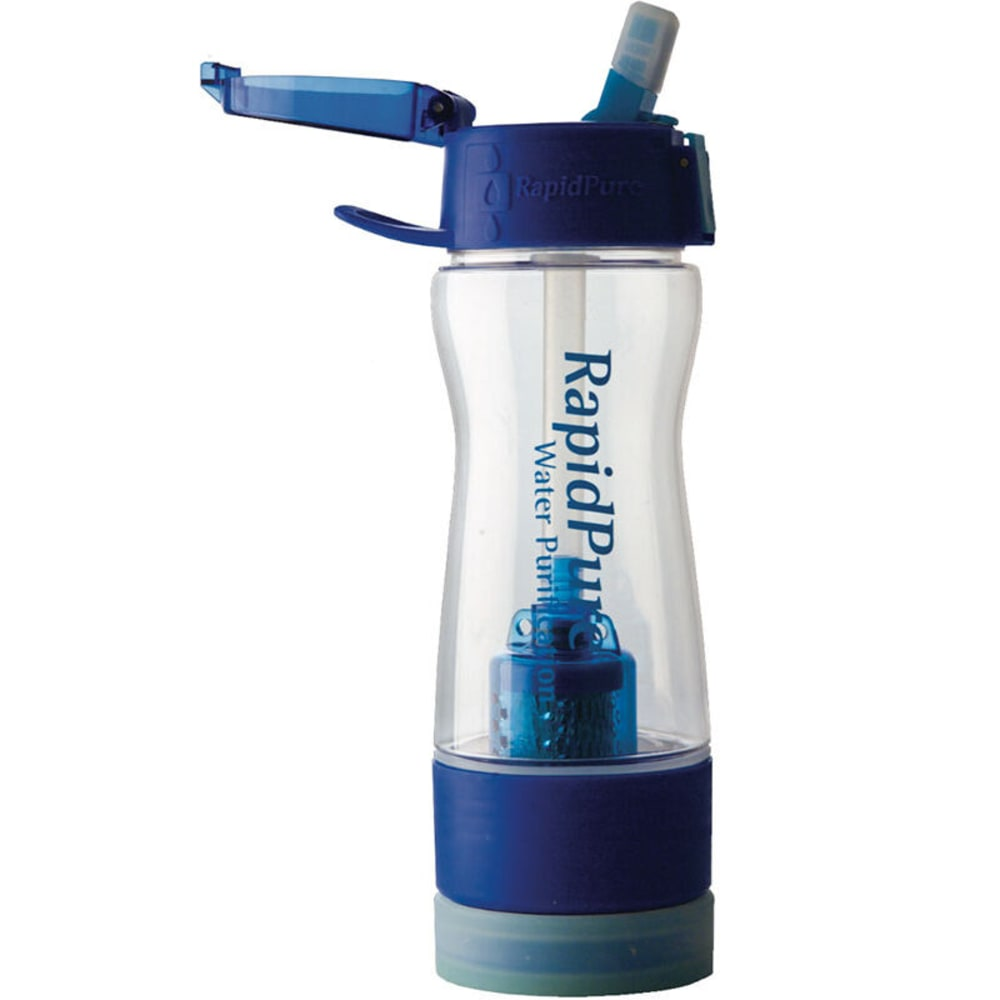 RAPIDPURE Intrepid Water Bottle with Pioneer Purifier NO SIZE