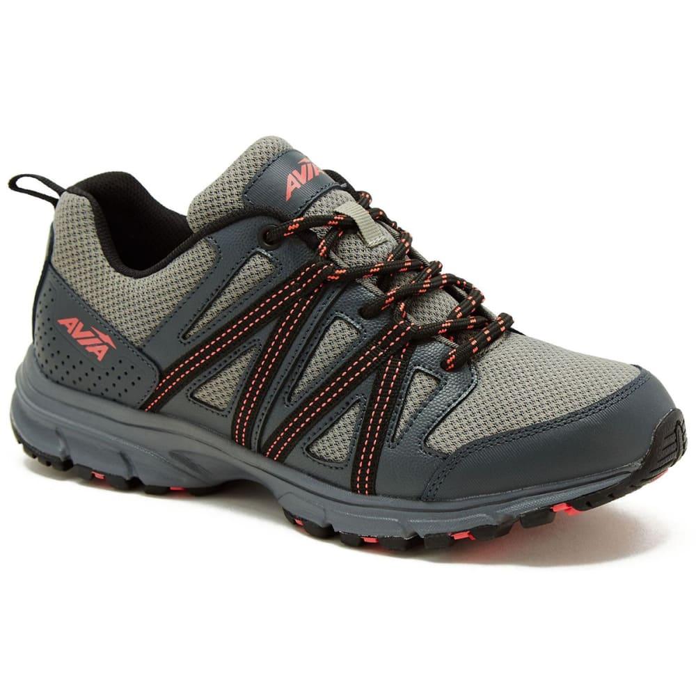 AVIA Women's Avi-Vertex Hybrid Running Shoe - GREY/GREY-NVO