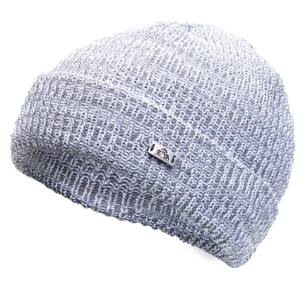 EMS Mixed Trouble Beanie - CASTOR GREY - E15