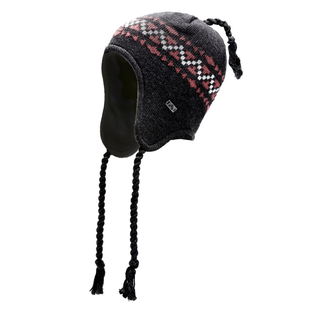 EMS Scout Helmet Hat with Braids - BLACK-120
