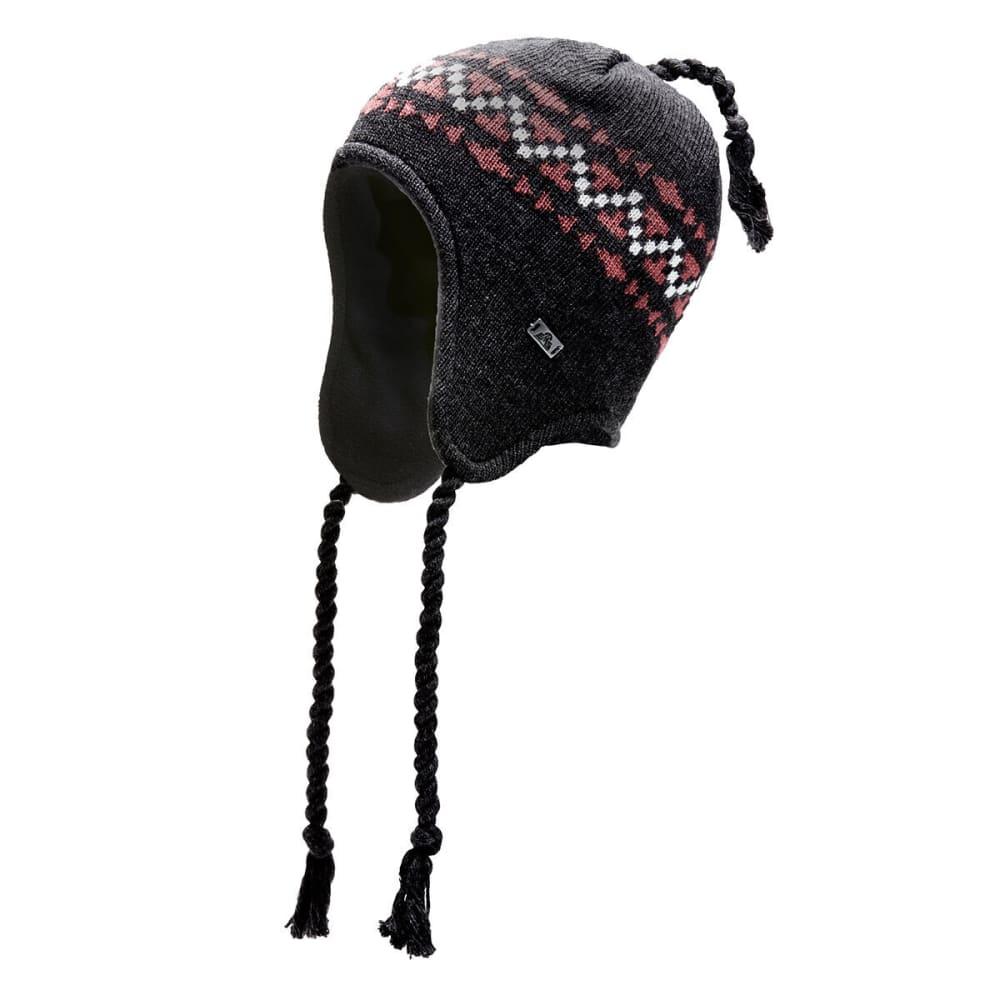 EMS Scout Helmet Hat with Braids - BLACK-120