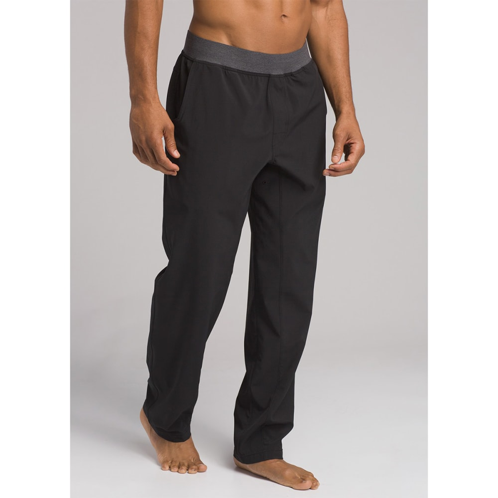PRANA Men's Super Mojo Pant - BLK BLACK