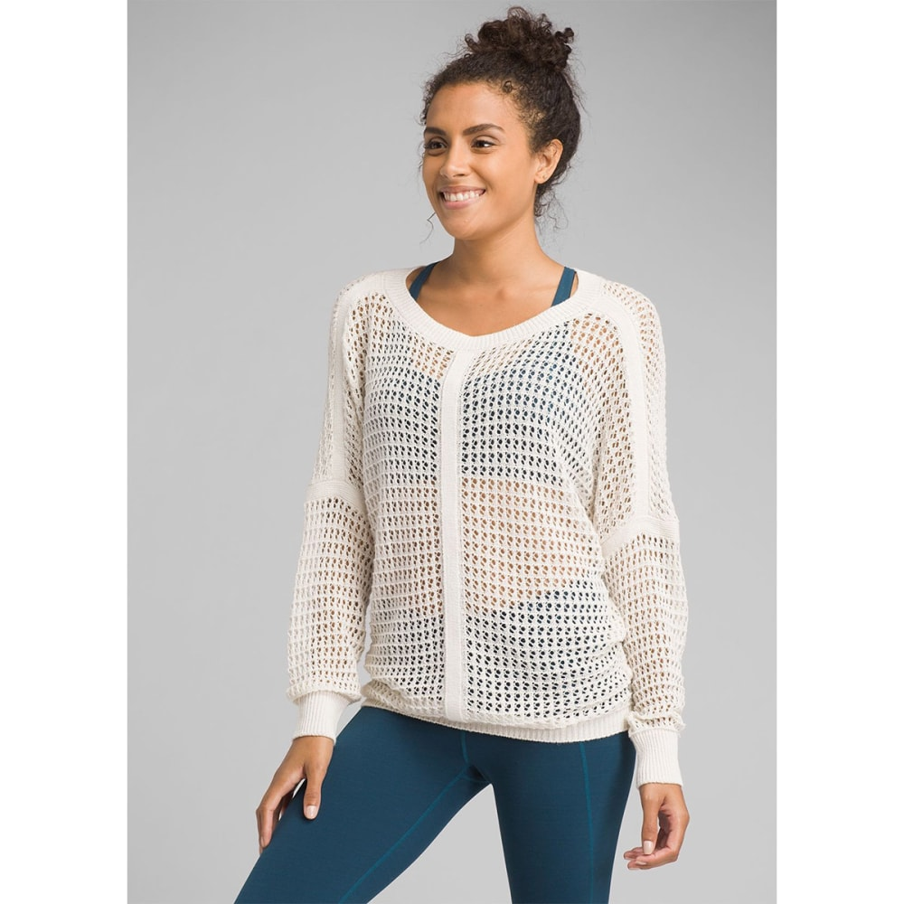 PRANA Women's Sharla Sweater - MOLI MOONLIGHT