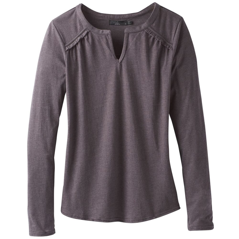 PRANA Women's Nitty Long-Sleeve Top XS