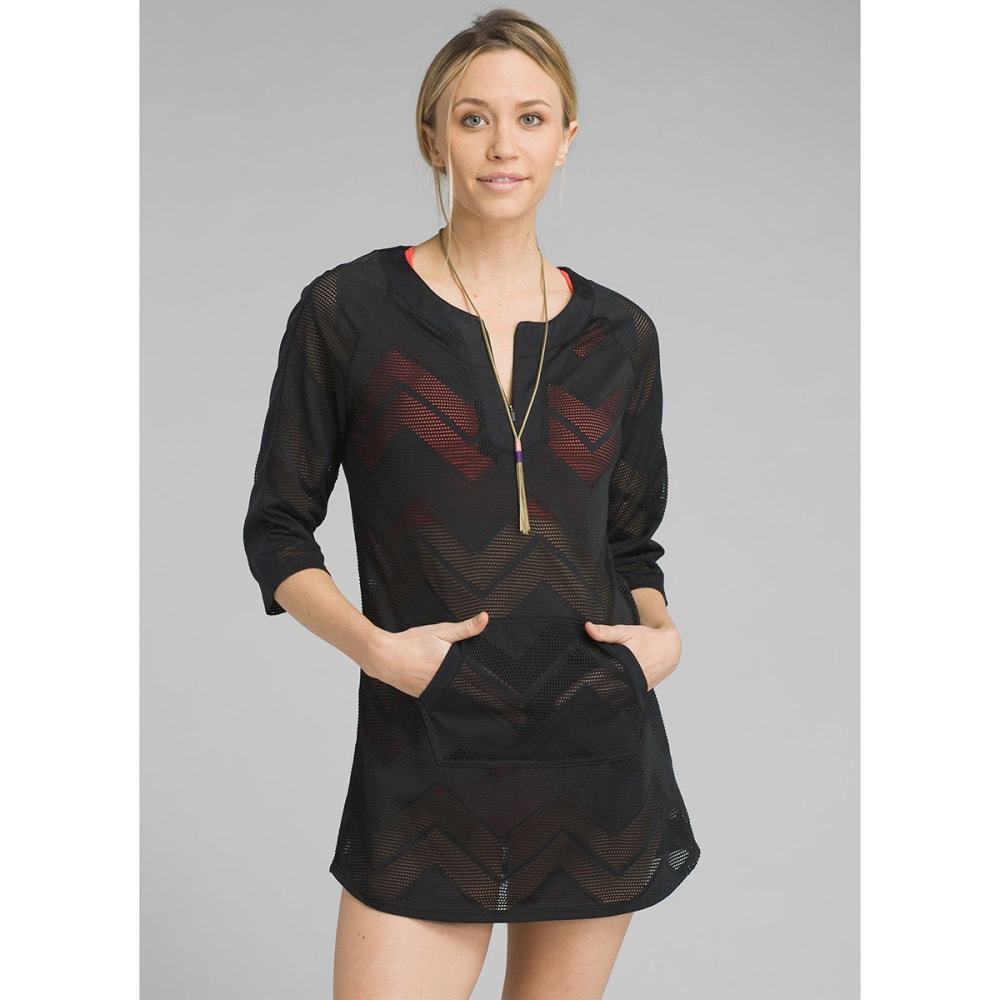PRANA Women's Shea Tunic - BLACK