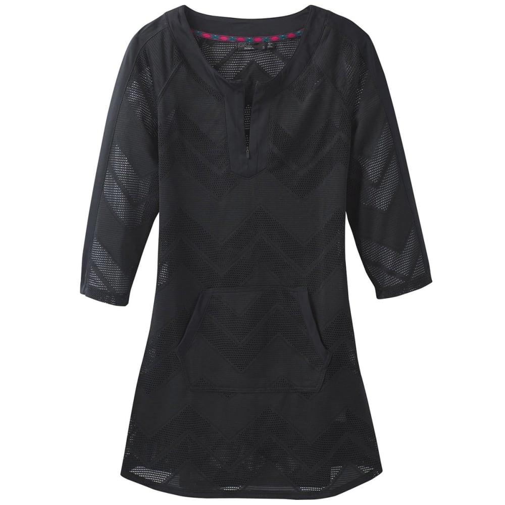 PRANA Women's Shea Tunic - BLACK