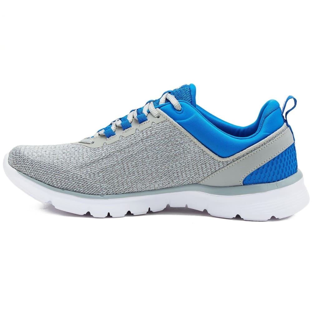 AVIA Men's Avi-Factor Running Shoe - GREY-NDW