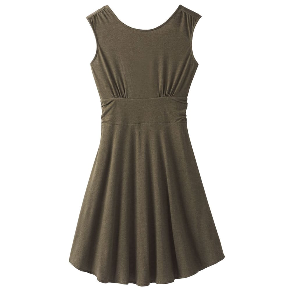 PRANA Women's Jola Dress - SLGR SLATE GREEN