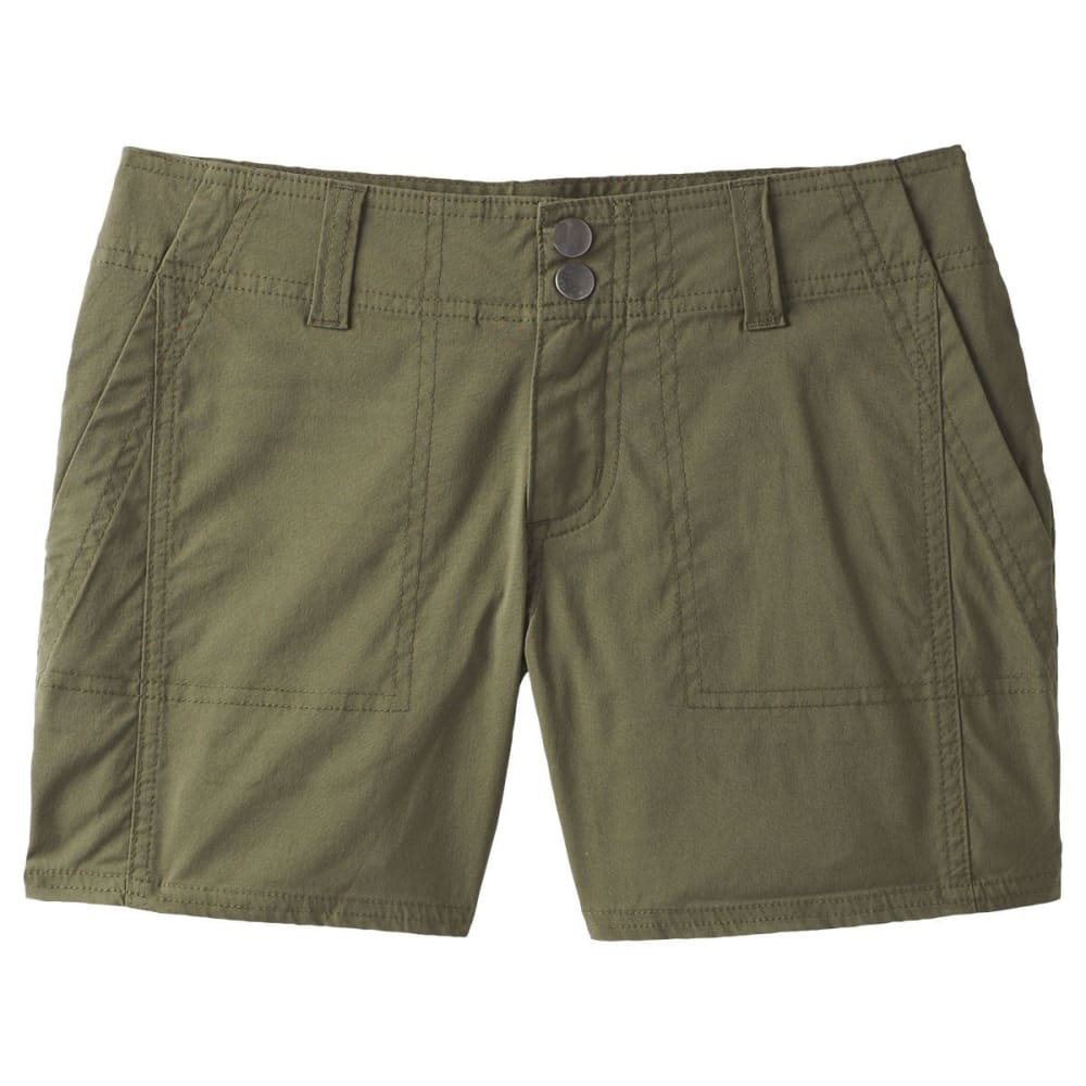 PRANA Women's Kalinda Short - CARGO GREEN