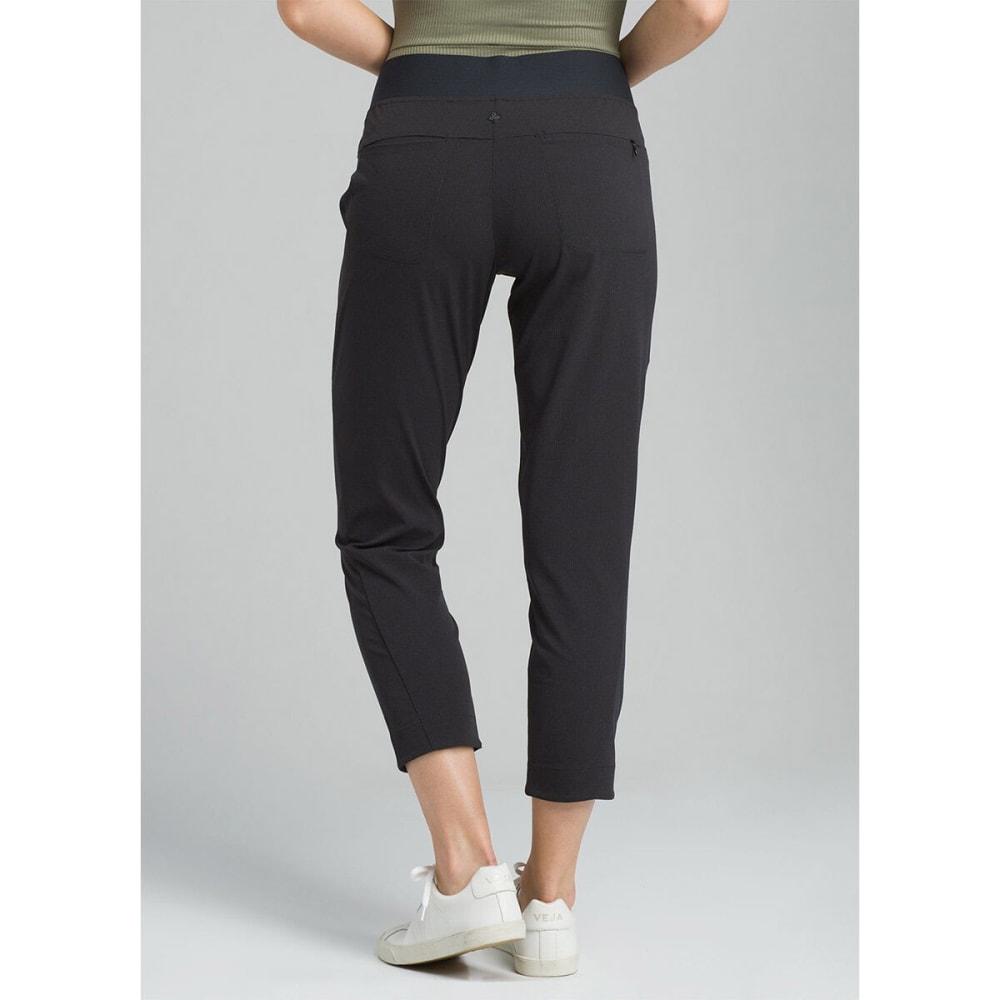 PRANA Women's Hybridizer Pants - BLACK