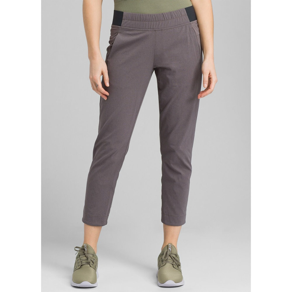 PRANA Women's Hybridizer Pants - GRANITE