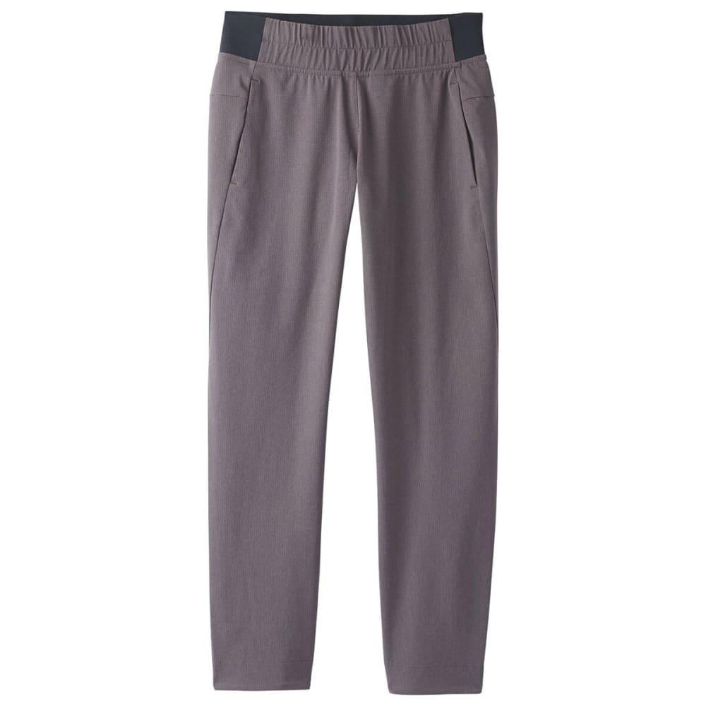 PRANA Women's Hybridizer Pants - GRANITE