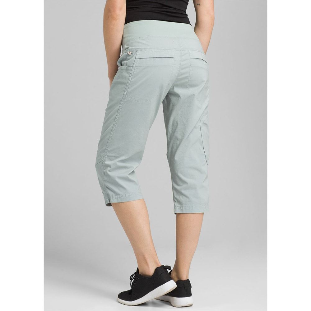 PRANA Women's Kanab Knee Pants - AGE AGAVE