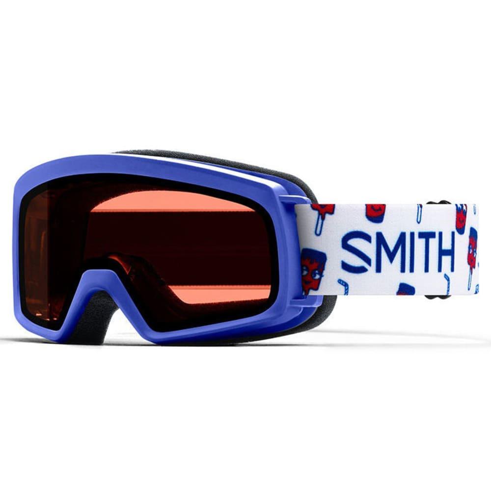 SMITH Kids' Rascal Ski Goggles - BLUE SHOWTIME