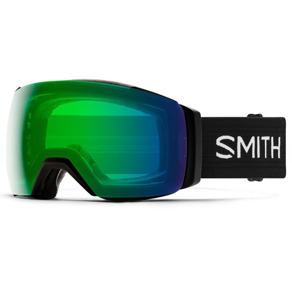 SMITH Men's I/O Mag XL Snow Goggles - BLACK