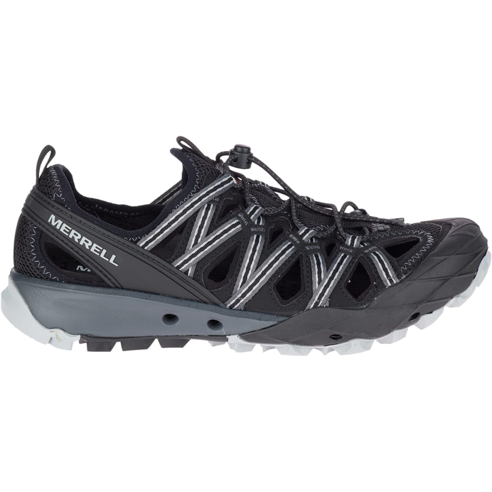 MERRELL Men's Choprock Shandal - BLACK-J50325