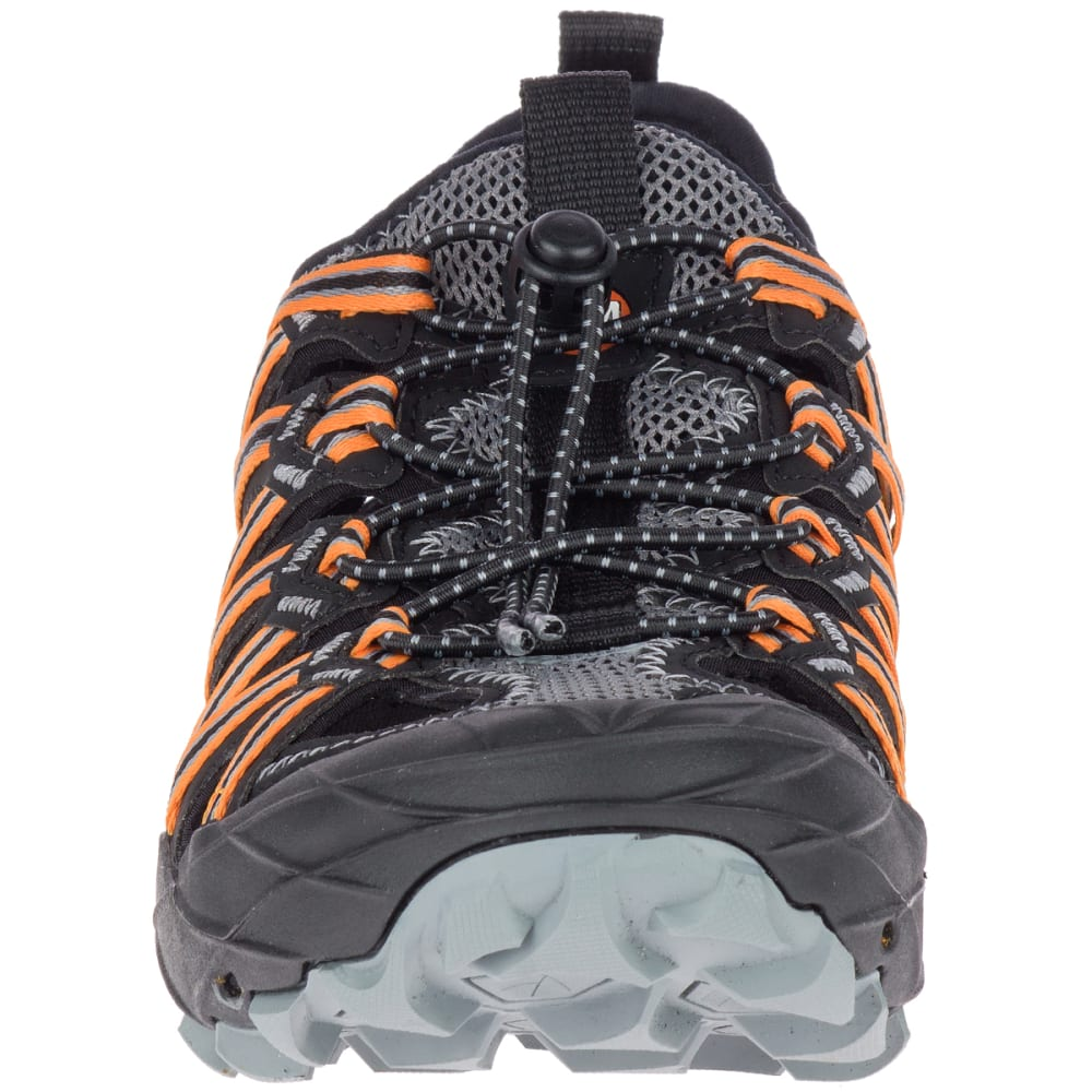 MERRELL Men's Choprock Shandal - GRANITE/BLUE-J50365