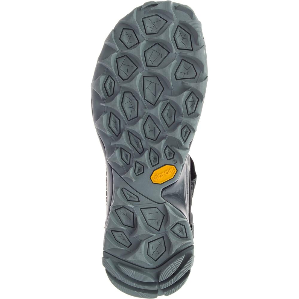MERRELL Men's Choprock Strap Sandal - BLACK