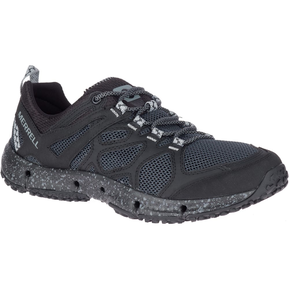MERRELL Men's Hydrotrekker Trail Shoe - BLACK-J50183