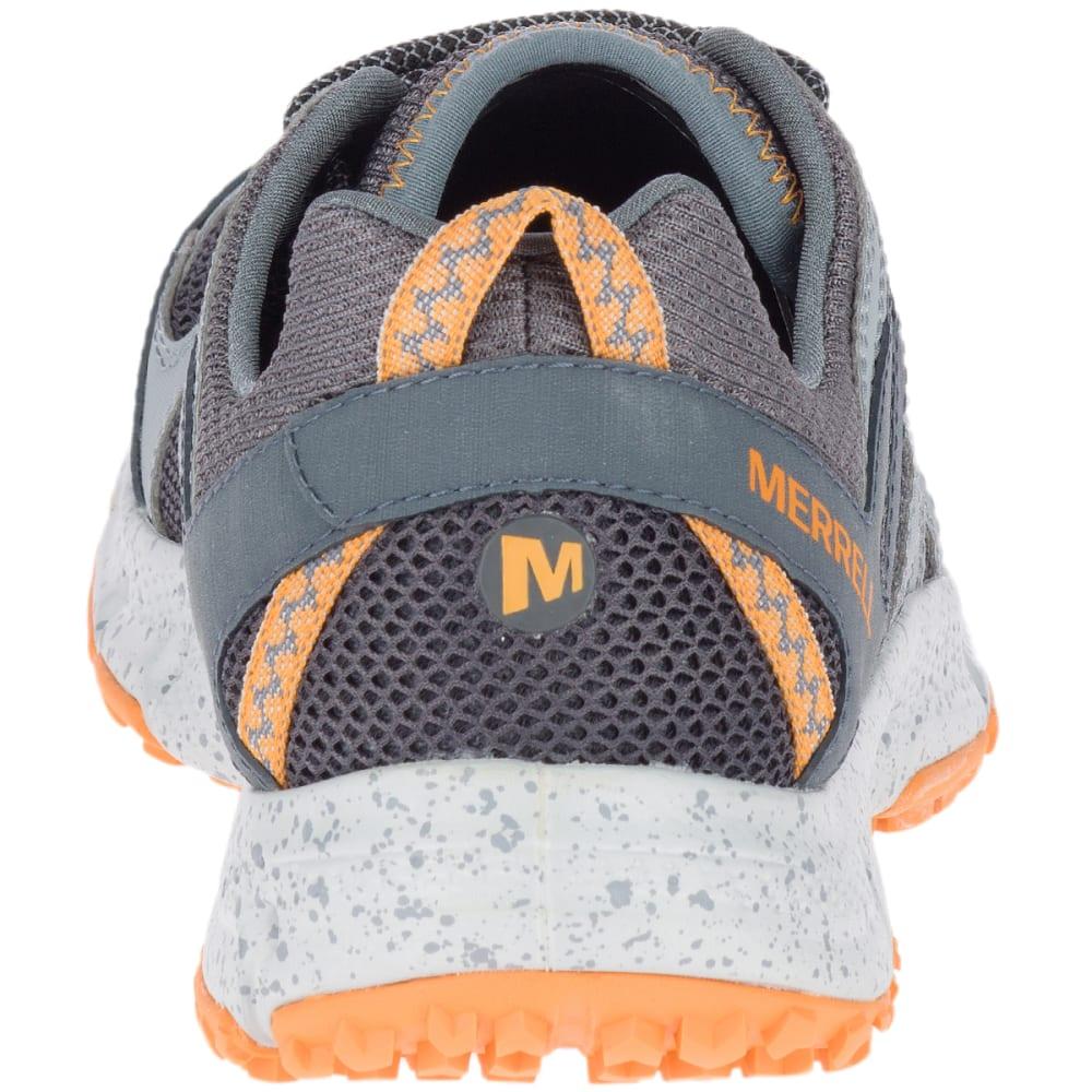MERRELL Men's Hydrotrekker Trail Shoe - FLAME ORANGE-J50185