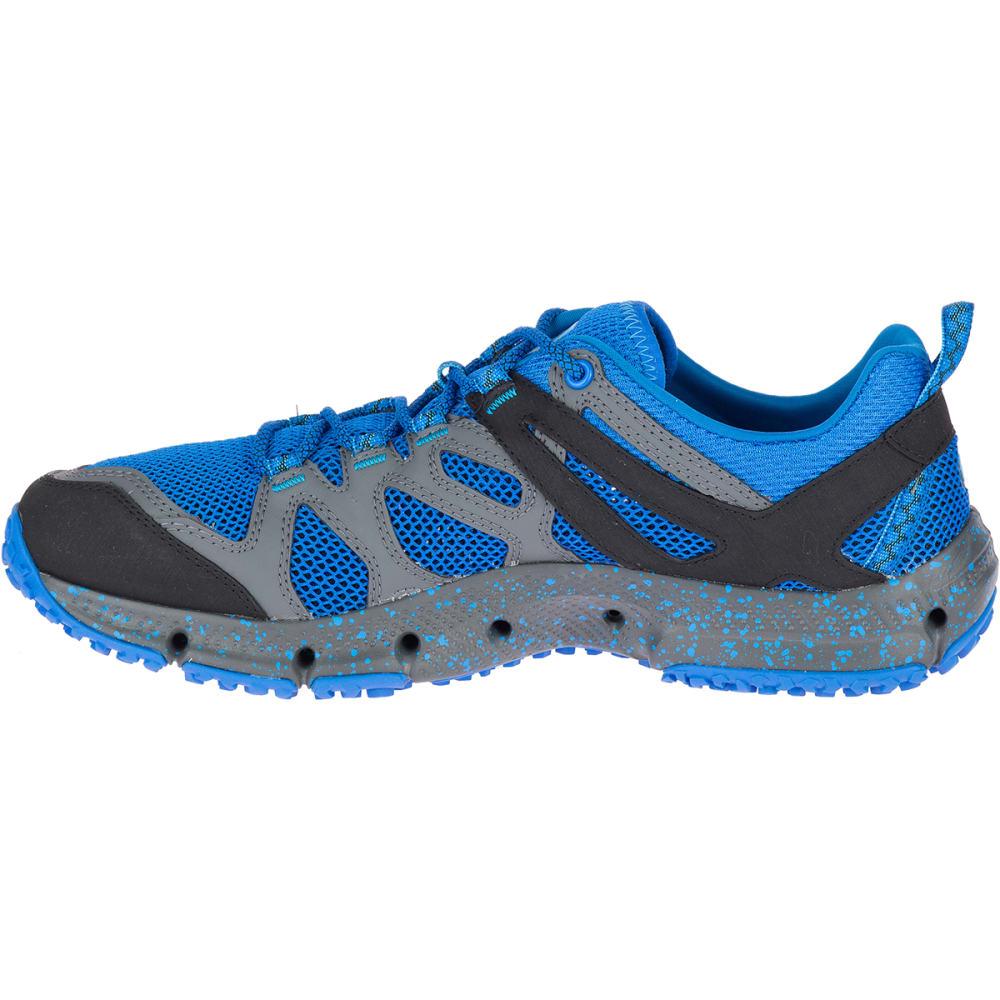 MERRELL Men's Hydrotrekker Trail Shoe - DIRECTOIRE BLUE