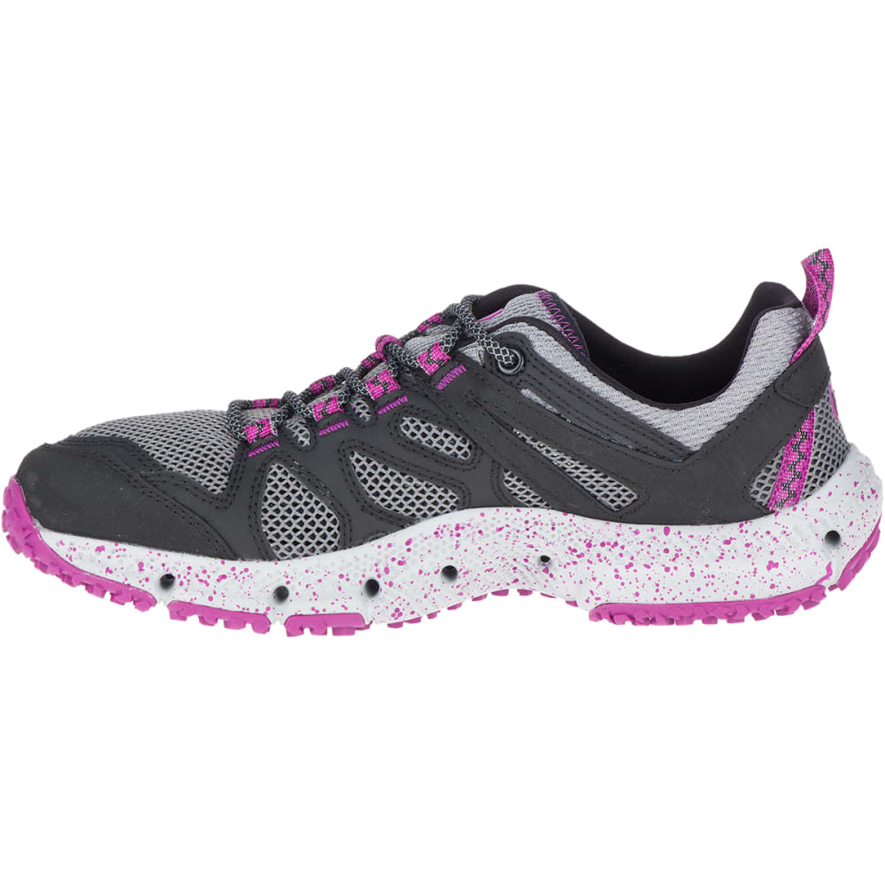 MERRELL Women's Hydrotrekker Trail Shoe - BLACK-J90538