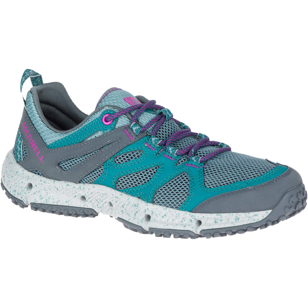 MERRELL Women's Hydrotrekker Trail Shoe - SPRUCE