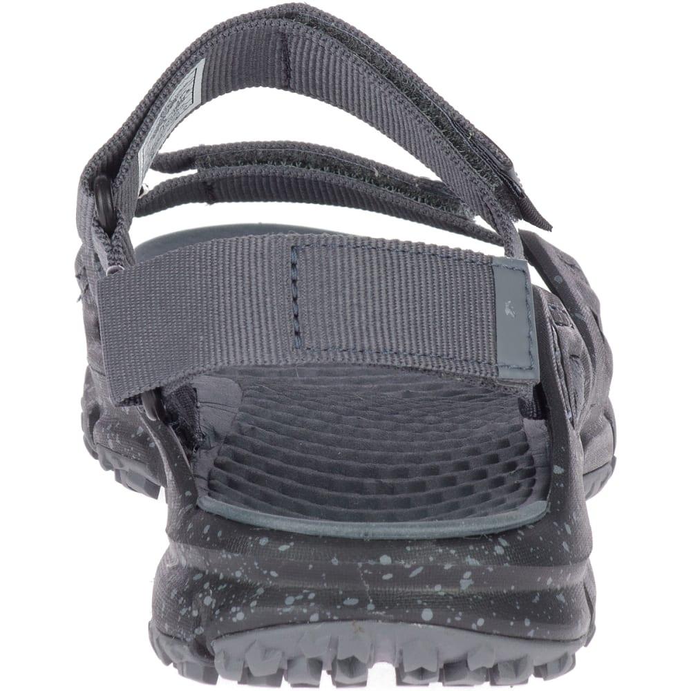 MERRELL Women's Hydrotrekker Strap Sandal - BLACK