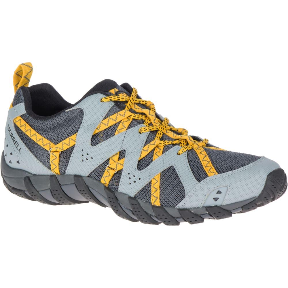 MERRELL Men's Waterpro Maipo 2 Hiking Shoe - GRANITE/GOLD