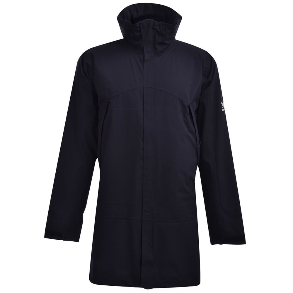 KARRIMOR Men's Waterproof Pioneer Jacket - BLACK