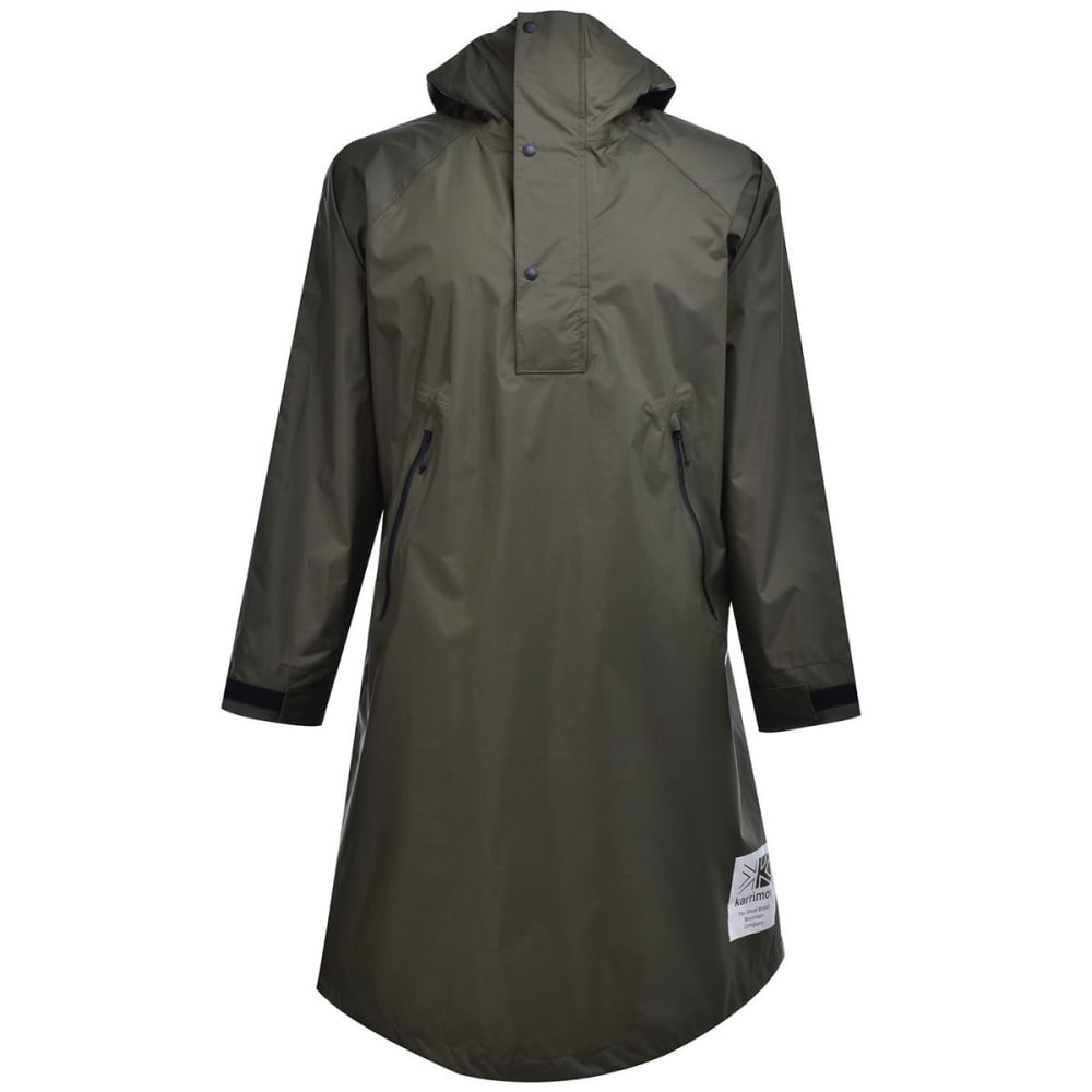 KARRIMOR Men's Poncho - GREEN