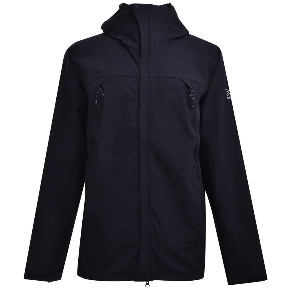 KARRIMOR Men's Athletic Jacket - BLACK