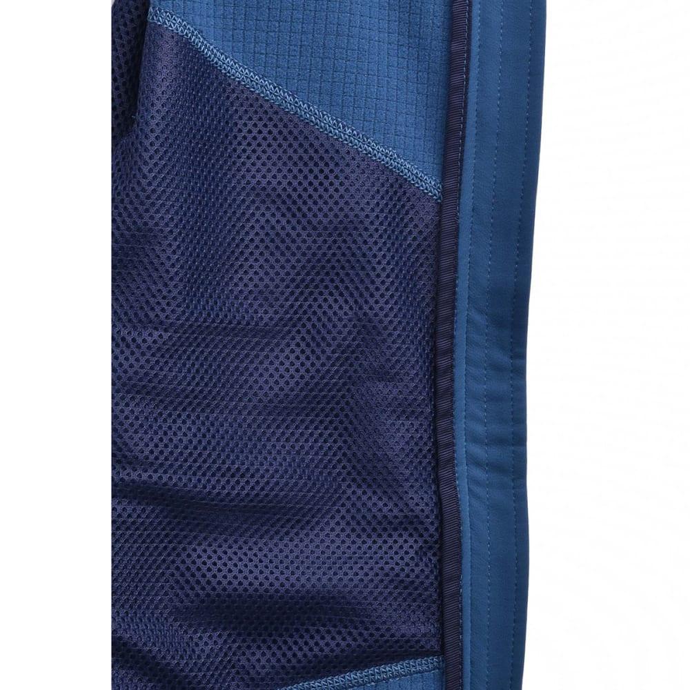 KARRIMOR Men's Full Zip Fleece - INDIGO
