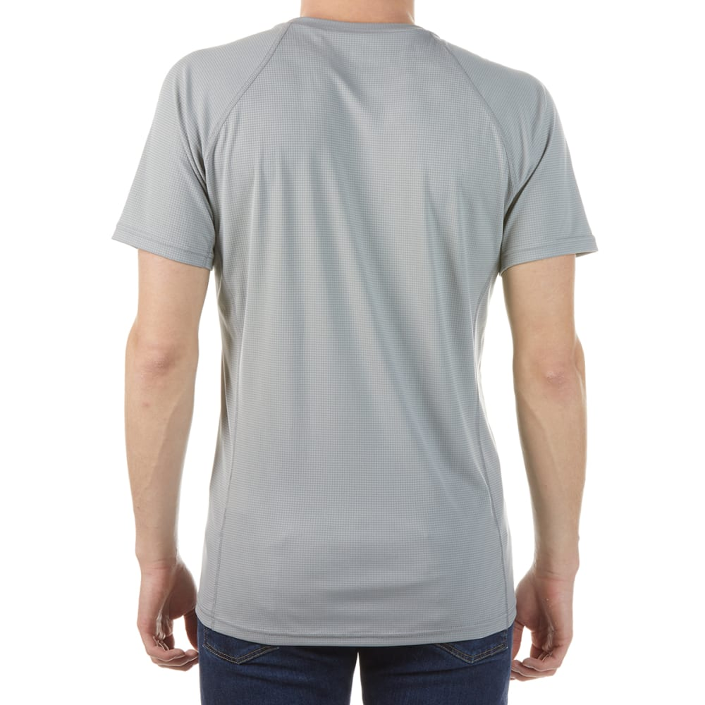 KARRIMOR Men's Short-Sleeve Powder Dry Tee - GREY