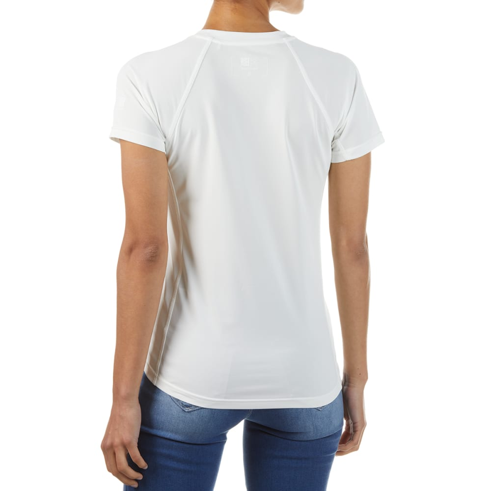 KARRIMOR Women's Short-Sleeve Tee - WHITE