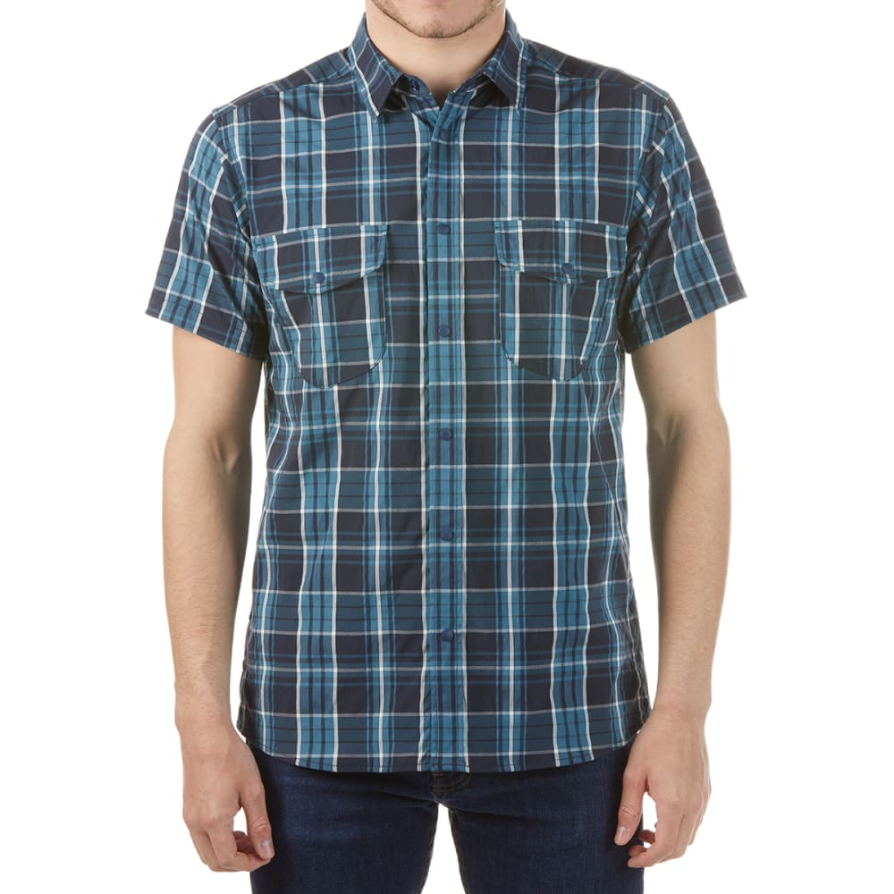 KARRIMOR Men's Yacuma Original Check Short-Sleeve Shirt M