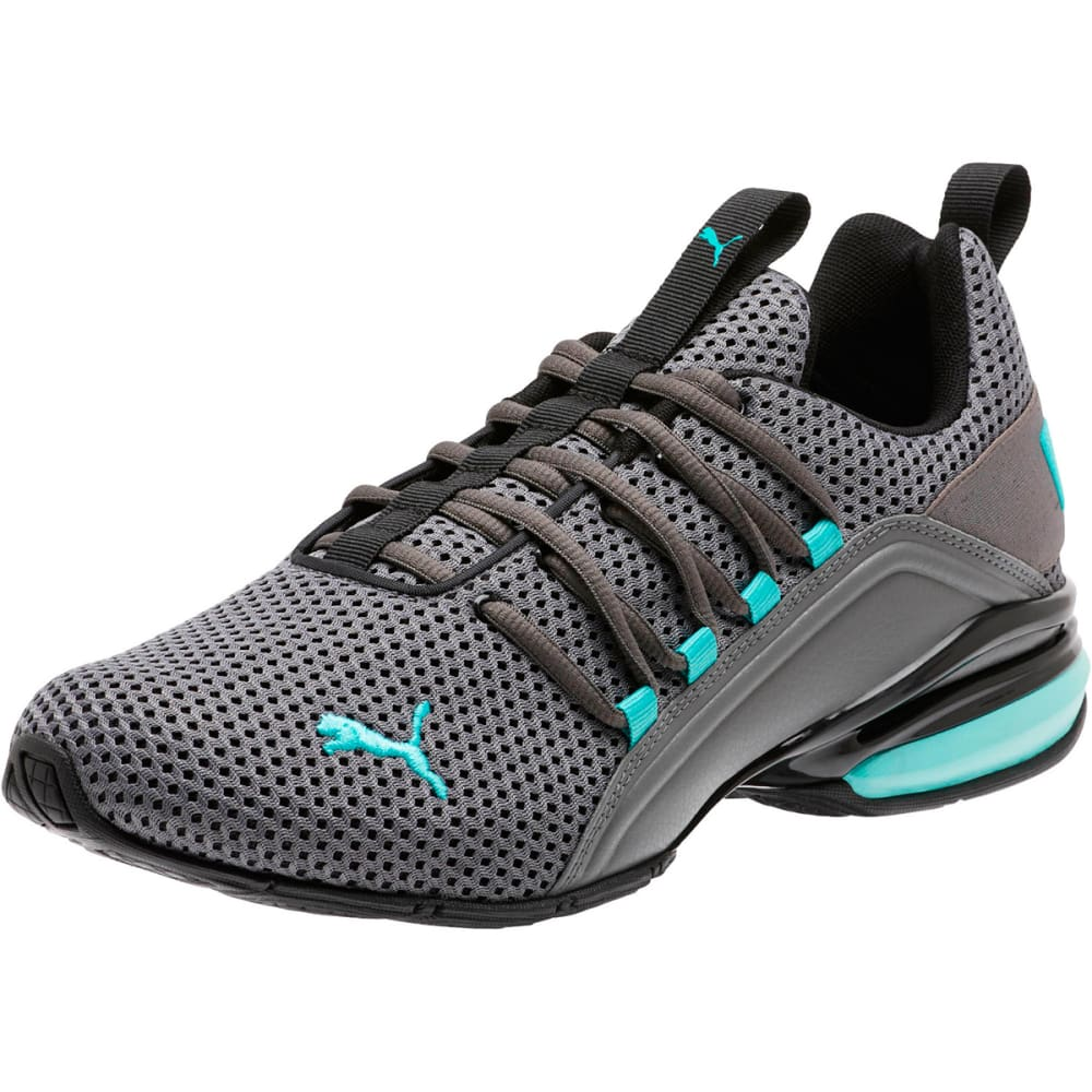 PUMA Men's Axelion Breathe Training Shoes - PUMA BLACK-03