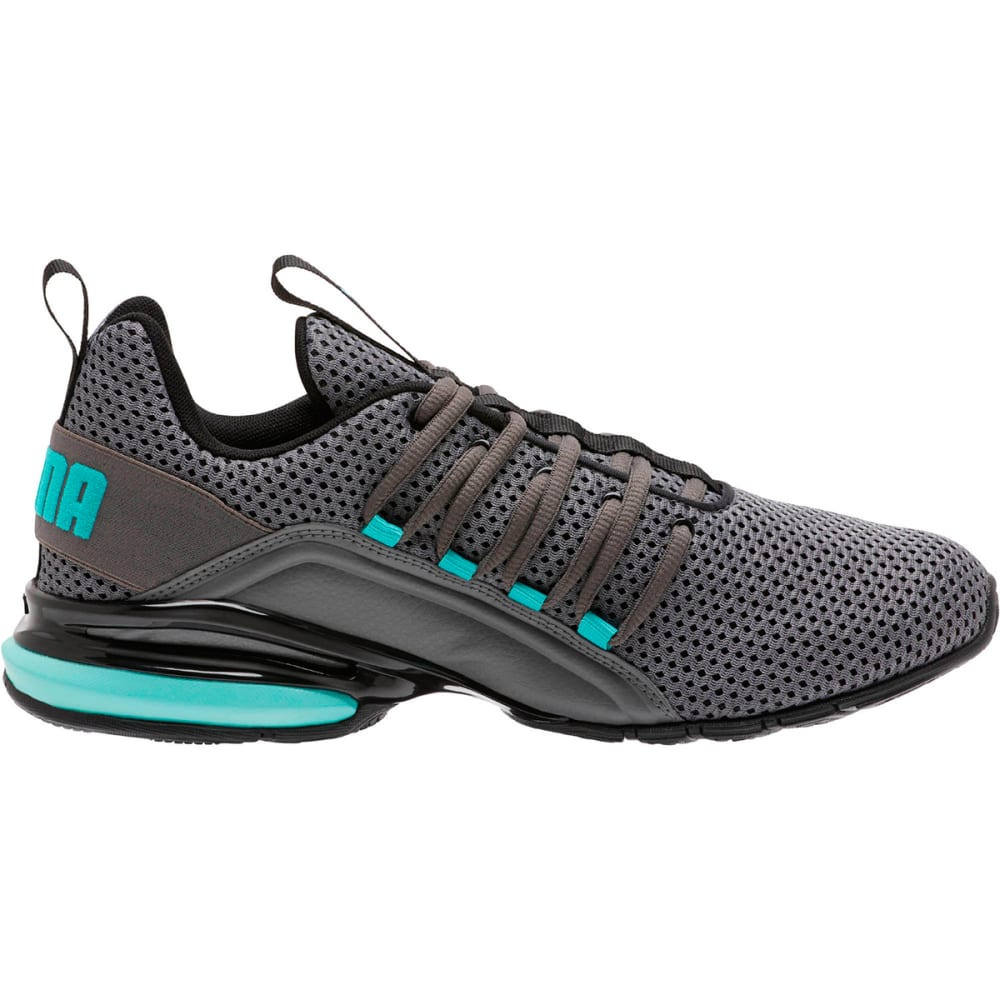 PUMA Men's Axelion Breathe Training Shoes - PUMA BLACK-03