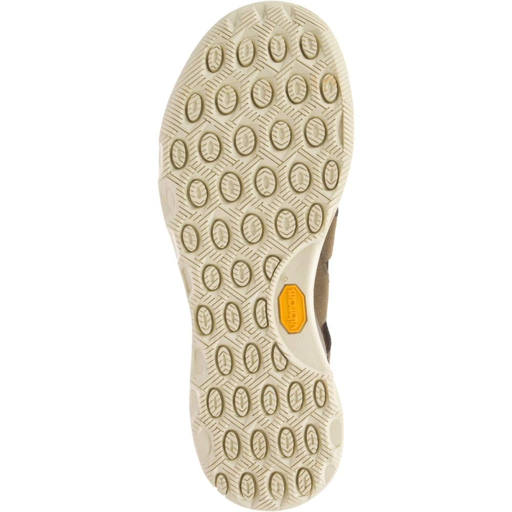 MERRELL Men's Tideriser Sieve Boat Shoe - CANTEEN-j84843