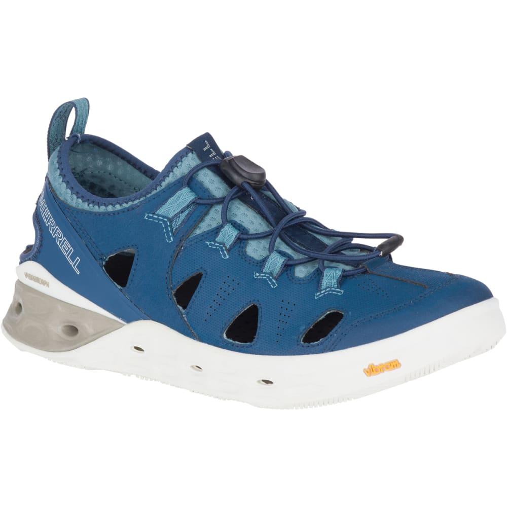 MERRELL Men's Tideriser Sieve Boat Shoe - BLUEWING-J84821
