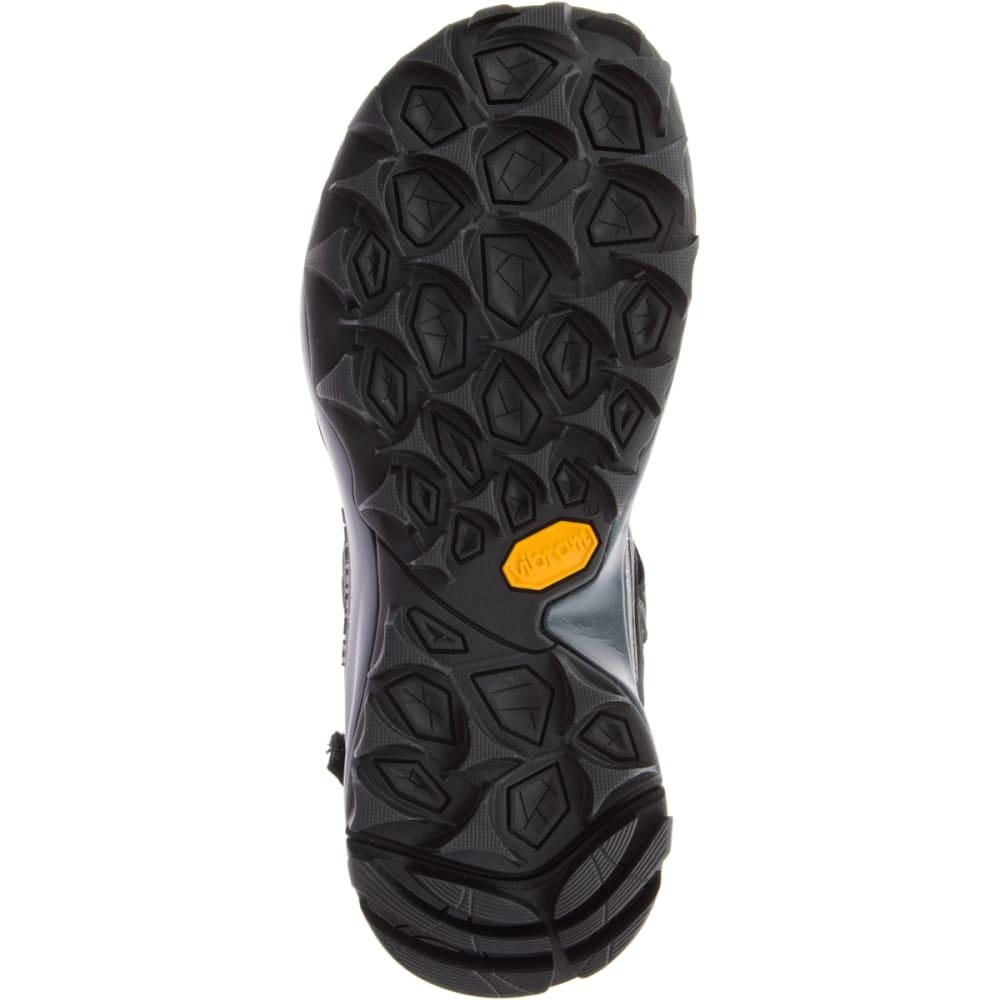 MERRELL Women's Choprock Strap Sandal - BLACK