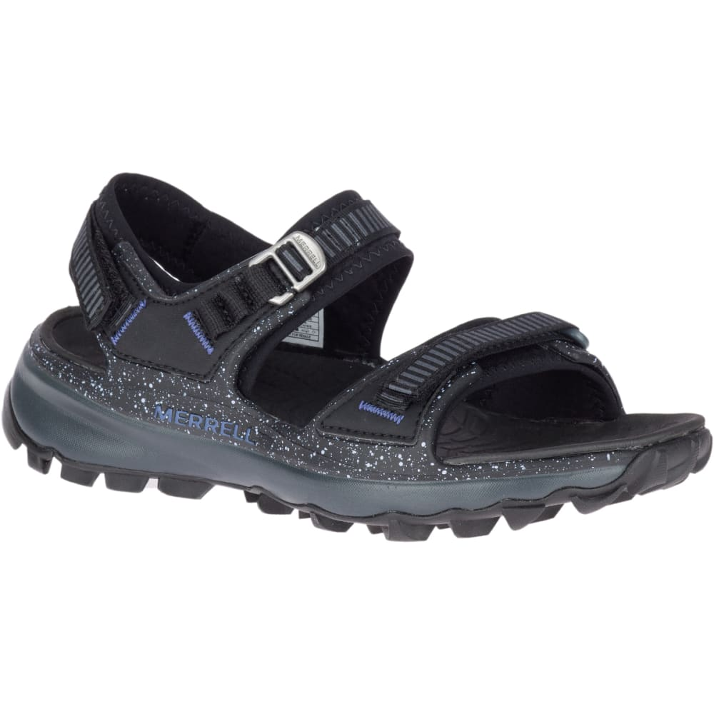 MERRELL Women's Choprock Strap Sandal 5