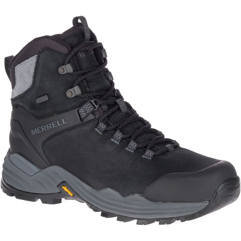 MERRELL Men's Phaserbound 2 Tall Waterproof Hiking Boot 10.5