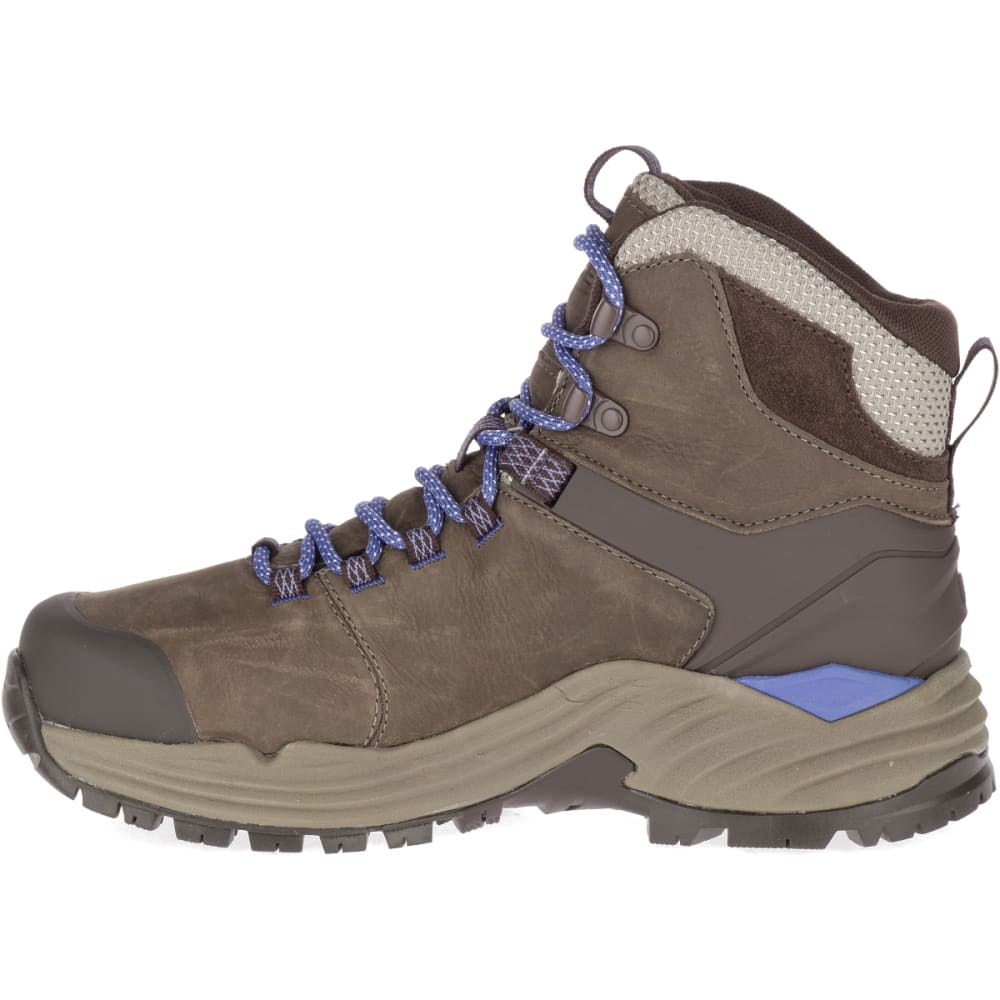 36679ce8e3 MERRELL Women's Phaserbound 2 Tall Waterproof Hiking Boot
