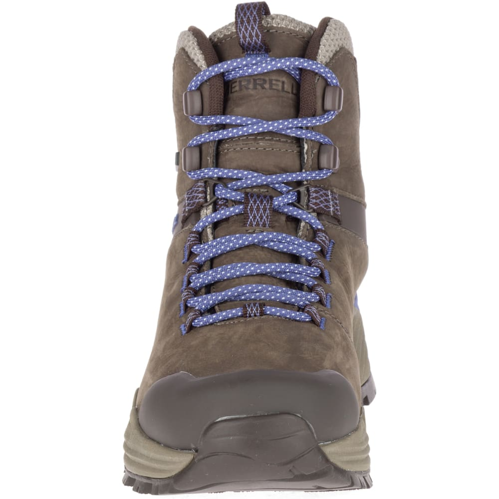 MERRELL Women's Phaserbound 2 Tall Waterproof Hiking Boot - BOULDER