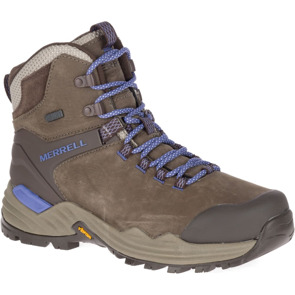 MERRELL Women's Phaserbound 2 Tall Waterproof Hiking Boot 8