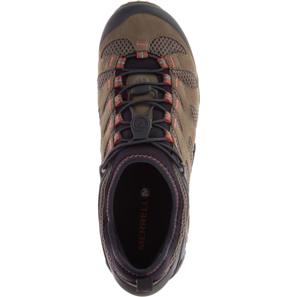MERRELL Men's Chameleon 7 Stretch Waterproof Hiking Shoe - BOULDER