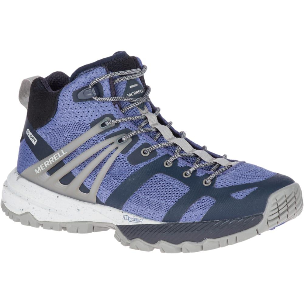 MERRELL Women's MQM Ace Mid Waterproof Hiking Boot 5