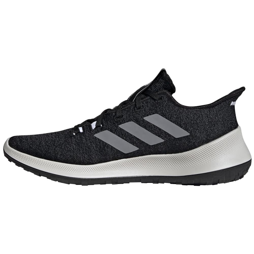 ADIDAS Women's SenseBOUNCE Running Shoe - BLACK/SILV/CARBON