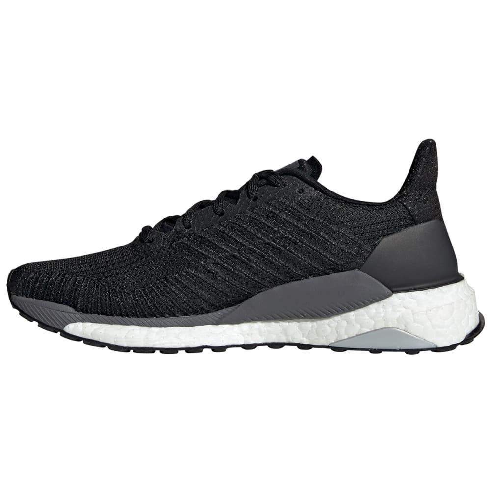 ADIDAS Women's Solarboost 19 Running Shoe - BLACK/CARBON/GREY
